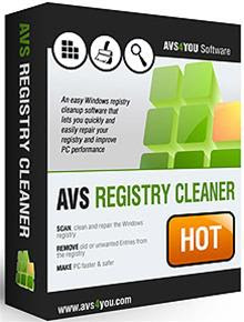 Download – AVS Registry Cleaner 1.2.1.182