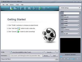 Xilisoft Video Converter Ultimate 5.1.37.0120