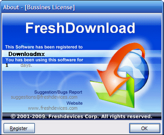 fresh Fresh Download 8.44