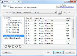 DVD Audio Extractor 5.2.1
