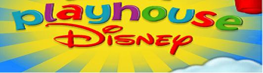 Playhouse Disney Channel mickey manny manita tigger pooh mini einsteins