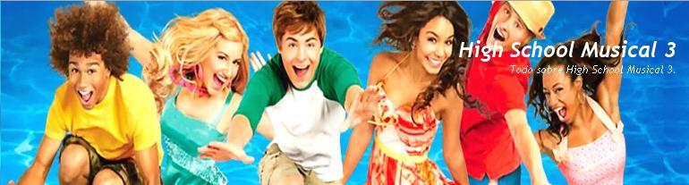 HIGH SCHOOL MUSICAL TERCERA EDICION DISNEY MUSICA LETRAS CANCIONES PELICULA REALITY  FOTOS