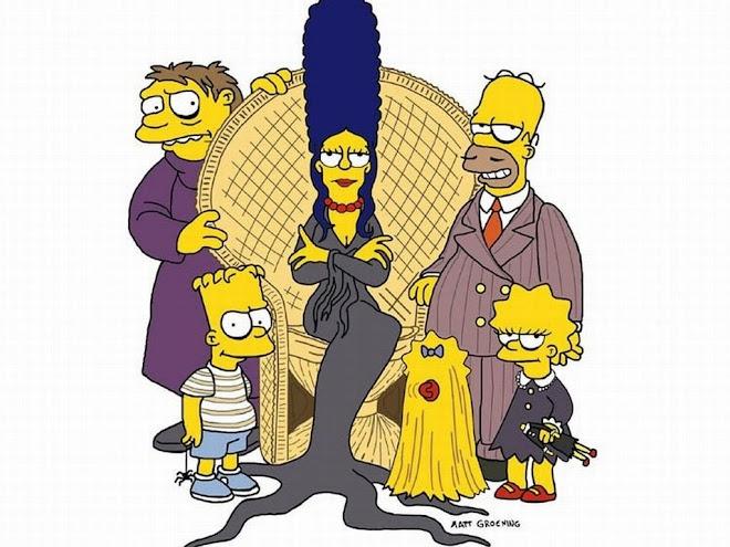 the family simpsons tv juegos pelicula fox personajes movie videos capitulos