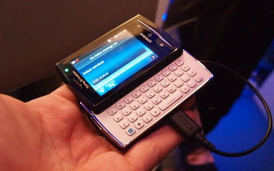 sony ericsson xperia x10 pro price. Sony Ericsson Xperia X10