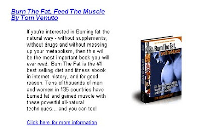 Product picture Ebook Download - Burn The Fat Feed The Muscle