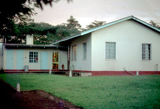 our house in Kenema