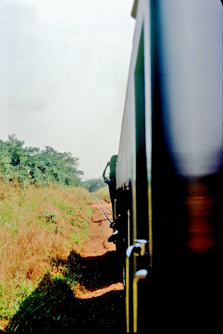 railroad from Freetown to Kenema