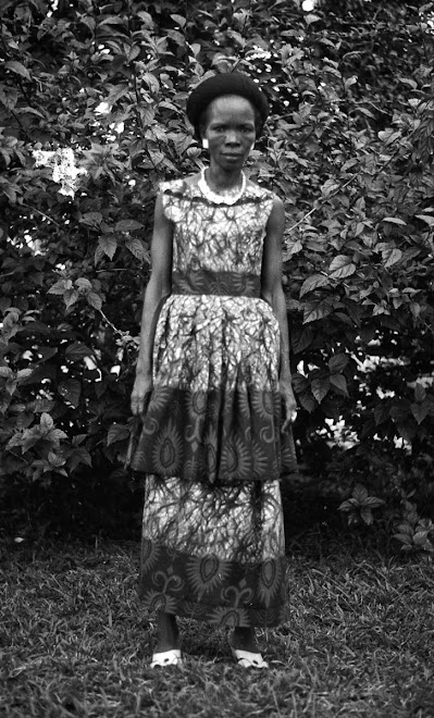 Mrs. Porter at Kenema - 1969