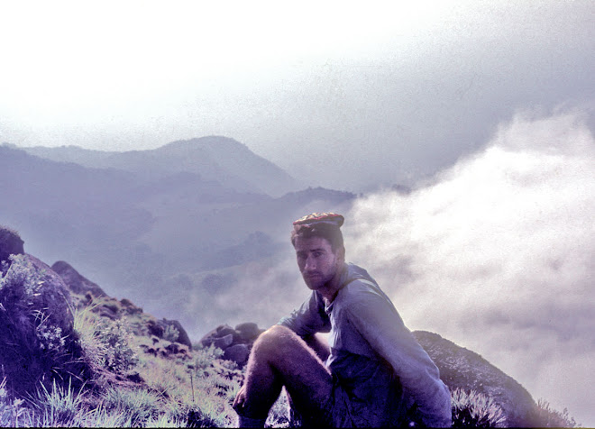 summit of Bintimani - 1970 March