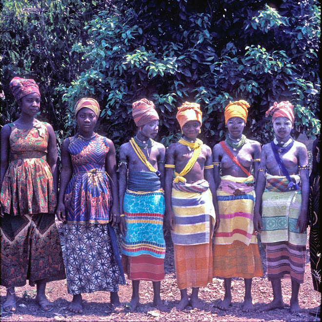 Kenema Bundu Girls - 1969