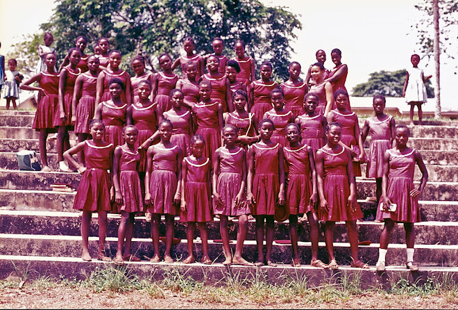 color photo of HRSS - Kenema - 1969-70 2nd form