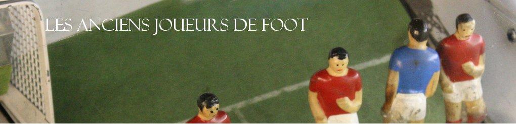 les anciens joueurs de foot