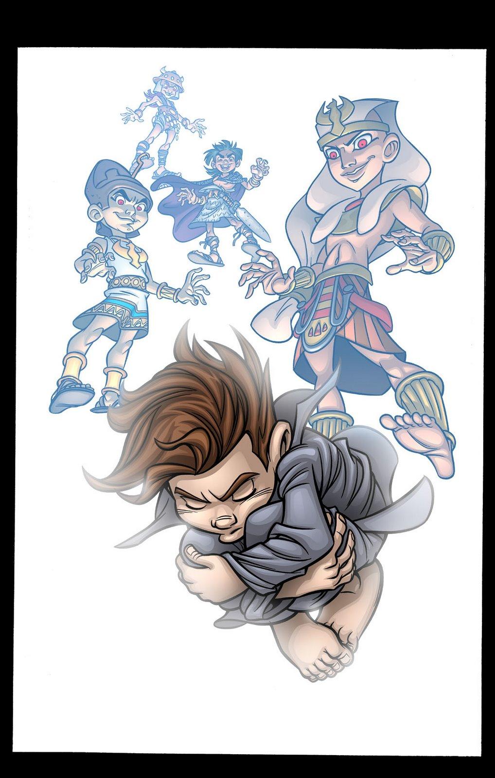 comic color digital