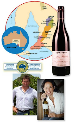Hewitson Wines, the Australian Premium Wine Collection