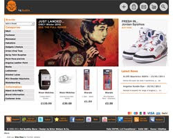 Fat Buddha Store Website