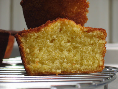 Mini Cake Miel Anis