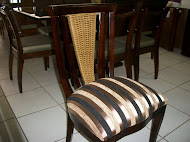 Cadeira Concha c/ Junco