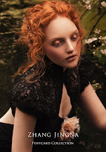 Zhang Jingna Postcard Collection