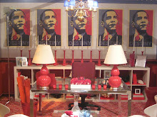 Just Shades Featured on Photo-Design on a Dime - Obama Room