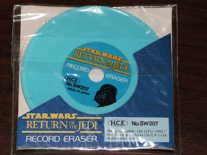 Return Of The Jedi Record Eraser