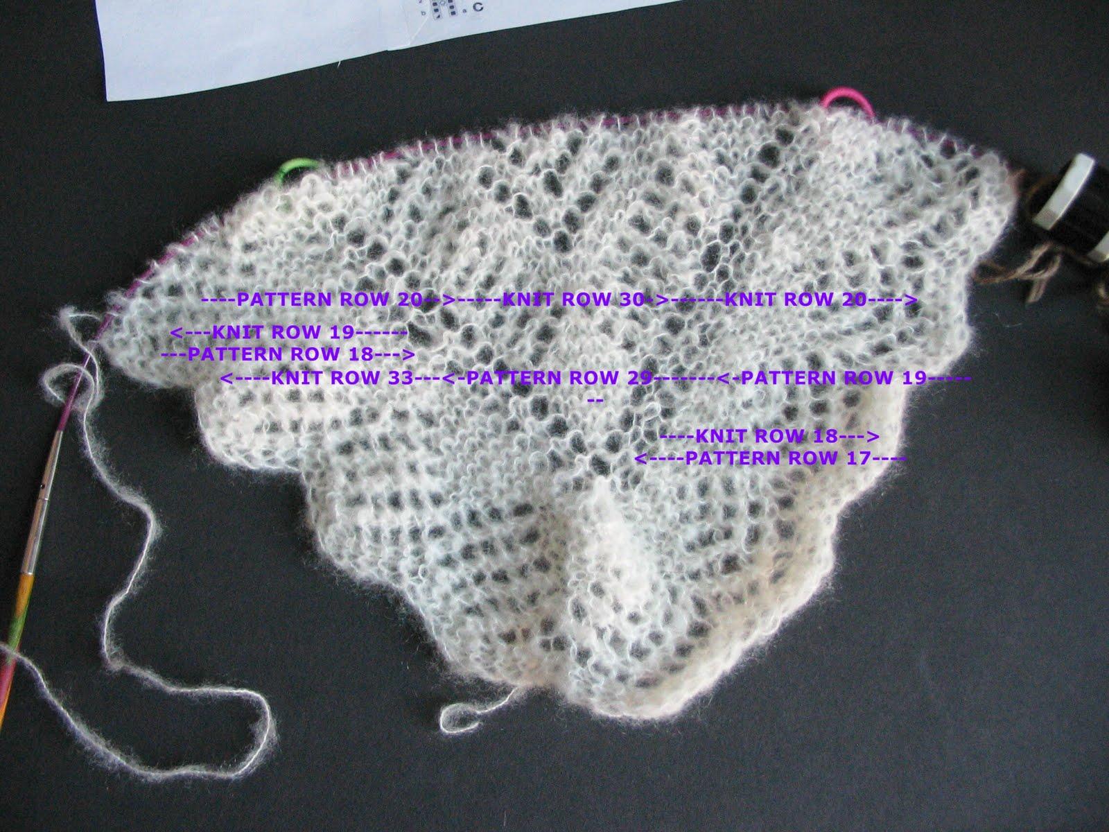 Knittitude June 2010