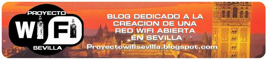 Proyecto wifi Sevilla