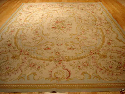 Rug clean at home