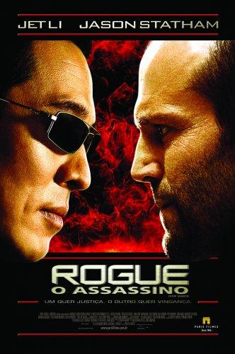 Filme Poster Rogue - O Assassino DVDRip RMVB Dublado