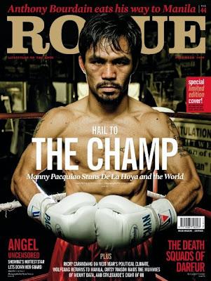 Manny Pacquiao Rogue