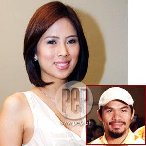 Krista Ranillo - Manny Pacquiao