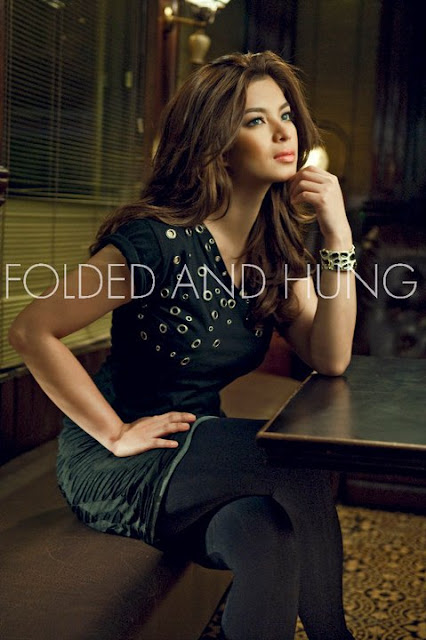 Angel Locsin Folded and Hung 2010