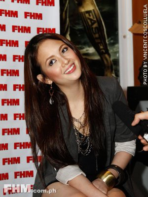 Hope to see more of Ellen Adarna this coming 2011 Happy New Year's to All
