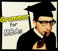 Grammar for MBAs