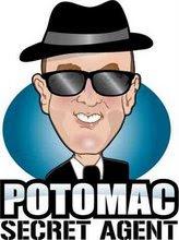 Potomac Secret Agent, man