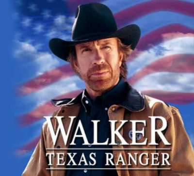 HERES ANOTHER TEXAS RANGER THAT KICKS ASS