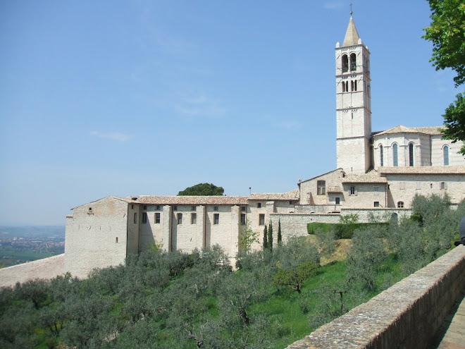 Assisi, Italia, Un oras sfant, 28 aprilie 2008