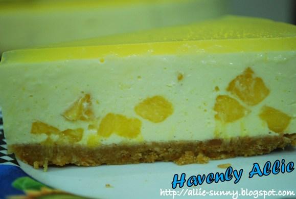 Mango Cheesecake 2