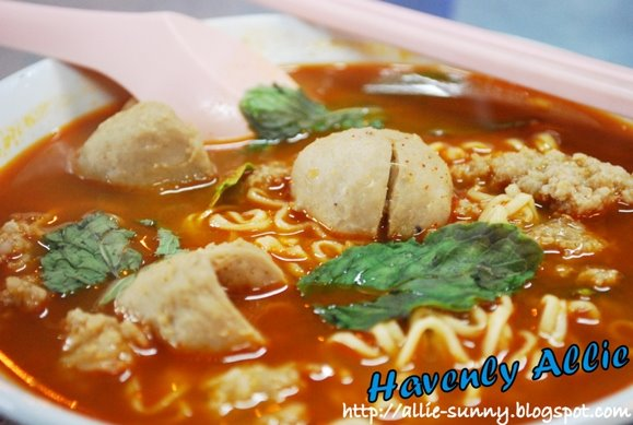 Lip Sin Tom Yam Noodle 1
