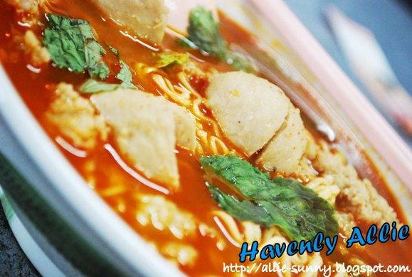 Lip Sin Tom Yam Noodle 2