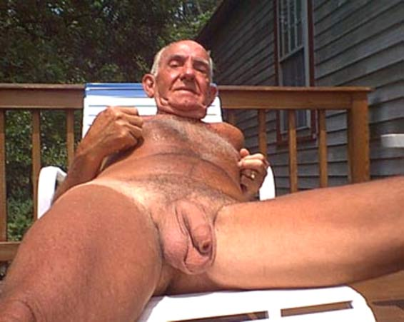 Homens Velhos Pelados Fotos De Pau Duro Idosos