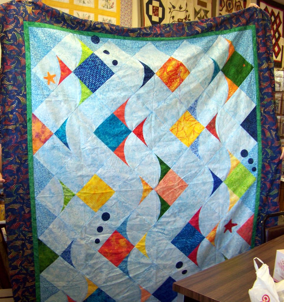 Attic Window Quilt Shop Knotty Girls Are Being Knotty Again