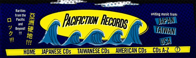 PACIFICTION RECORDS