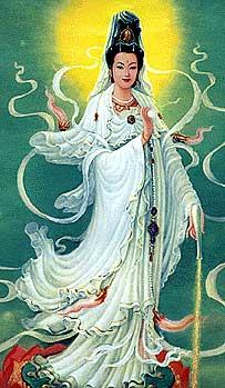 Kuan Yin - Deusa da Misericórdia!