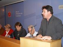 TROBADA D'ENTITATS DE LA MEMÒRIA HISTÒRICA