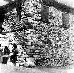 Το σπίτι που στρατοπέδευσε ο Γεώργιος Καραϊσκάκης