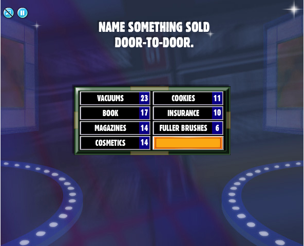 Name A Food That Comes In A Can Family Feud