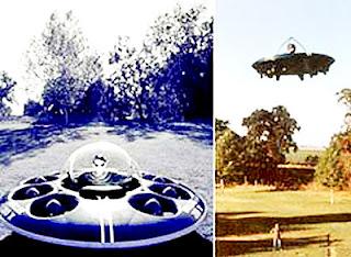 M200G Flying Saucer