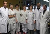 Photo de classe service rhumatologie hopital cahors Dr slim lassoued