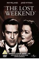 Film à theme medical - medecine - The Lost Weekend (Fr: Le Poison)