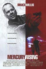 Film à theme medical - medecine - Mercury Rising (Fr: Code Mercury)